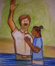 Baptism - Blakesley