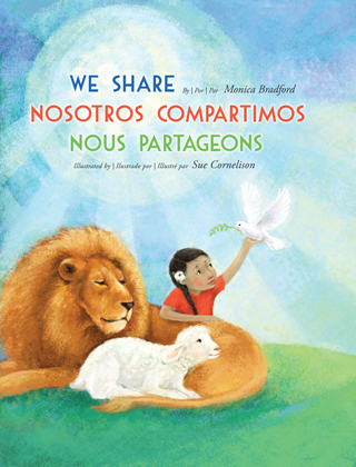 We Share Picture Book