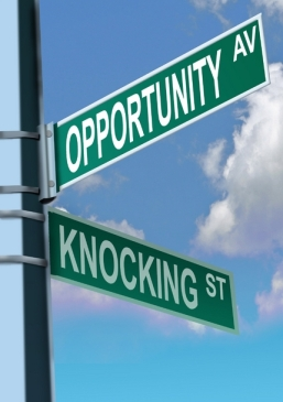 opportunity-knock