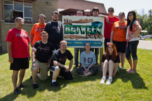 The InBetween Café has become a strong outreach of the Flint-Bristolwood Contregation in Michigan.
