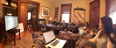 Innovative Ministries Team retreat
